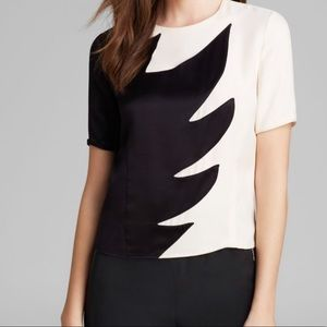 Marc by Marc Jacobs's silk top